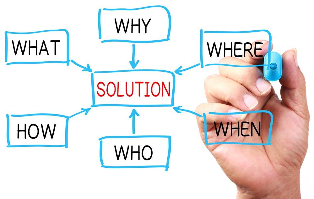ITソリューションとは?企業の課題を解決する方法~ITソリューションとIoTソリューションの違いって何?~